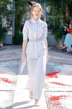 Luisa Beccaria #VogueRussia #readytowear #rtw #springsummer2018 #LuisaBeccaria #VogueCollections