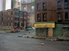 Scale model of New York slums by Peter Feigenbaum