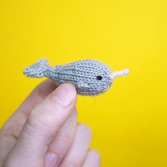 A tiny narwhal will point you to your destiny!