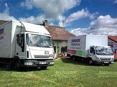 stěhování v Německu #stěhování #stěhovací vozy Praha, Trucks, Vehicles, Pictures, Truck, Cars, Vehicle