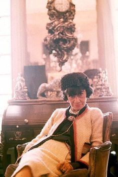 1960 - Coco Chanel by Shahrokh Hatami