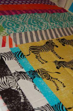 Echino Decoro Zebra