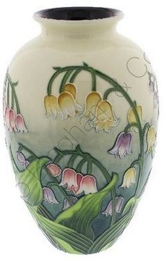 Picture of Lily of the Valley Vase 8 inches tall (Old Tupton Ware)