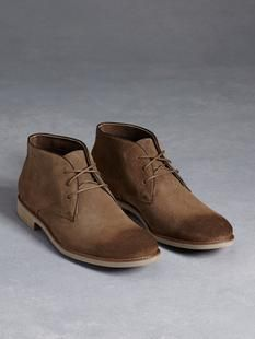 Sid Light Chukka Boot