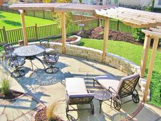 stained concrete patio ideas | , patio ideas, concrete overlay patio, patio flooring, acid stained ...
