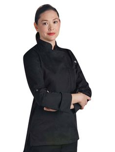 Chef Works Women's Hartford Chef Coat – Fiumara Apparel