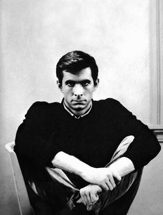 anthony perkins/****he didn't make too many movies, but the only ones I can think of are scary.