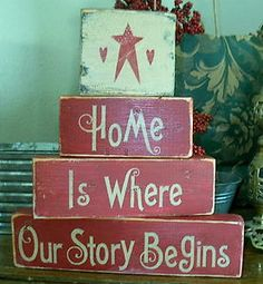 Home :) or where our story began... <3