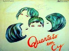 """QUARTETO EM CY - """"Reza"""" (Edu Lobo & Ruy Guerra) 1964"""