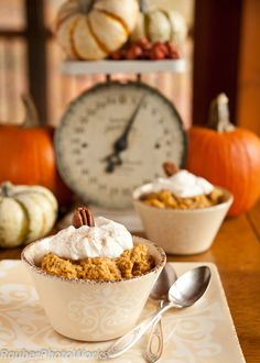 Pumpkin Custard. #TheTexasFoodNetwork #ChefPogue share your recipes with us facebook.com/TheTexasFoodNetwork