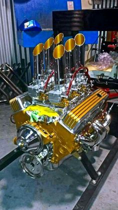 Small block Chevrolet