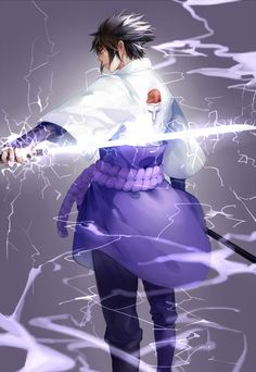 Sasuke Uchiha as cool as always Sasuke Akatsuki, Shippuden Sasuke Uchiha, Naruto Uzumaki Art, Naruto Teams, Naruto Sasuke Sakura, Kakashi, Boruto, Sasunaru, Naruhina