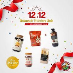 4ba471eb4f 11-17 Dec 2018  Country Farm Organics 12.12 Relaunch Webstore Sale