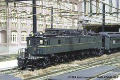 New Haven Electric Locomotive.