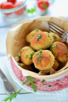 Anyżkowo: Rybne pulpeciki Fish Friday, Polish Recipes, Polish Food, Shellfish Recipes, Fish And Seafood, Food Inspiration, Meal Planning, Healthy Recipes, Healthy Food