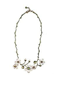 "Amazon.com: Michael Michaud ""911 Survivor Tree"" Callery Pear Necklace 8265: Jewelry"
