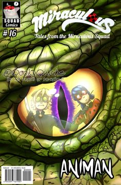 """qookyquiche: """"""""Squad Miraculous: Comic Cover Collab - Issue """"Animan"""" """" Hey ya'll! So several friends and I from my main discord server all decided to do this whole comic cover project for each of. Comics Ladybug, Miraclous Ladybug, Ladybugs Movie, Ladybug And Cat Noir, When Things Go Wrong, Marinette And Adrien, Miraculous Ladybug Fan Art, Comic Page, Kids Shows"""