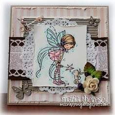 Sugar Nellie card