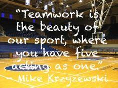 Mike Krzyzewski Quote