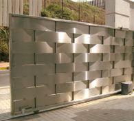 Automatic Sliding Gate - Fabrication