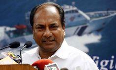 Oust Modi To Save India's Diversity: Antony