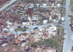 Untold destruction and aftermath of Hurricane Andrew in '91