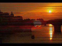 Fotos de: Italia - Florencia - Puesta de sol - desde el puente viejo - 2...