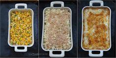 baking101 ::  ♥  '콘치즈' 만들기,콘치즈 토스트  baked corn cheese