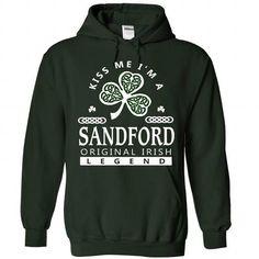 Cool SANDFORD st patrick day T-Shirts
