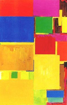 Mark Rothko Hofmann_MOMA_Cathedral