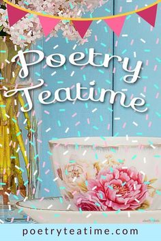 Visit Brave Writer's BRAND NEW Poetry Teatime website! It's full of ideas and inspiration to help you bring the magic of poetry to your family.