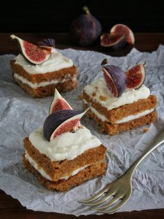 Dýňové řezy – The Olive Tiramisu, French Toast, Cheesecake, Food And Drink, Lose Weight, Breakfast, Fit, Ethnic Recipes, Brownies