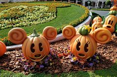 Tokyo Disneyland Halloween decor