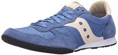 Saucony Originals Men's Bullet Classic Sneaker,Blue,5 M US Saucony. http://shoeszoom.com/best-running-shoes-for-plantar-fasciitis/