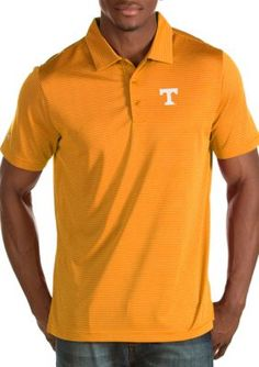 Antigua Tennessee Volunteers Quest Polo - Orange - 2Xl