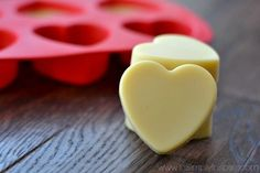 Easy Homemade Lotion Bars - To Simply Inspire
