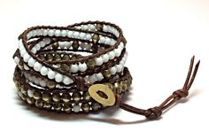 Wrap Bracelet Workshop 2.6.2016 – Greige Design