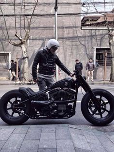 Motorcycles & Bikers