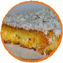• Cake à la carotte et aux amandes par Mon Panier Sans Gluten •