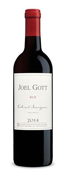 Joel Gott Blend No 815 Cabernet Sauvignon California 2014 - Wine Globe