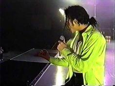 Michael Jackson - Beat It (Dangerous Tour Rehearsals) - YouTube