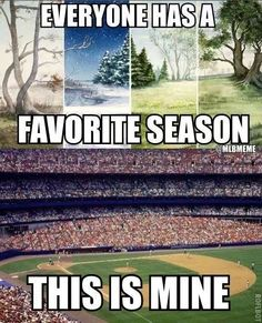 Baseball season is mine! Baseball Memes, Chicago Cubs Baseball, Baseball Stuff, Dodgers, Cubs Win, Wrigley Field, Take Me Out, Sports Mom, Baseball Season