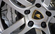 Lamborghini Wheel Cover