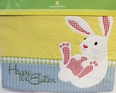 """Blossoms & Blooms """"Happy Easter"""" Placemats (Set of 4)  #BlossomsBlooms"""
