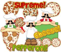 Pizza Collection Scrapbook Paper Crafts, Scrapbooking Ideas, Scrapbook Cards, Free Paper Piecing Patterns, Scrapbook Patterns, Food Clipart, Pizza Boxes, Pizza Party, Silhouette Machine
