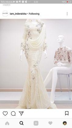 Bridal Dresses, Wedding Gowns, Malay Wedding Dress, Hijab Dress Party, Kebaya Dress, Drape Gowns, Brokat, Muslim Fashion, Dress Collection