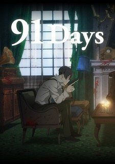 91 Days | Watch anime online, English anime online  This anime is shaping up to be similar to #Gangsta. I will be keeping a close eye on this one!