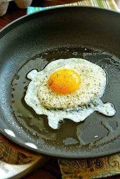 Sasoning The Egg