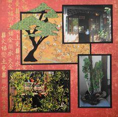 Portland Japanese Gardens - LHP - Scrapbook.com