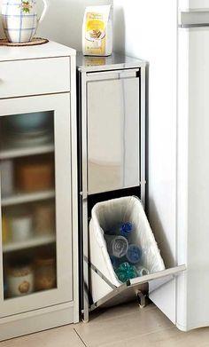 как использовать маленькое пространство на кухне